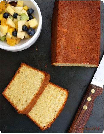 cake infinement vanille Pierre Hermé