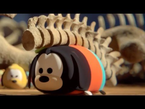 PointilliTsum | A Tsum Tsum short | Disney - YouTube