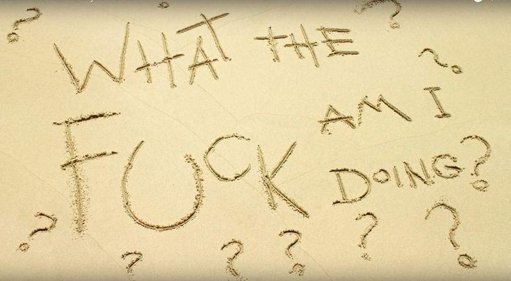 Reklama dnia: What the f**k have you done? Czyli jak w UK promuje się wolontariat