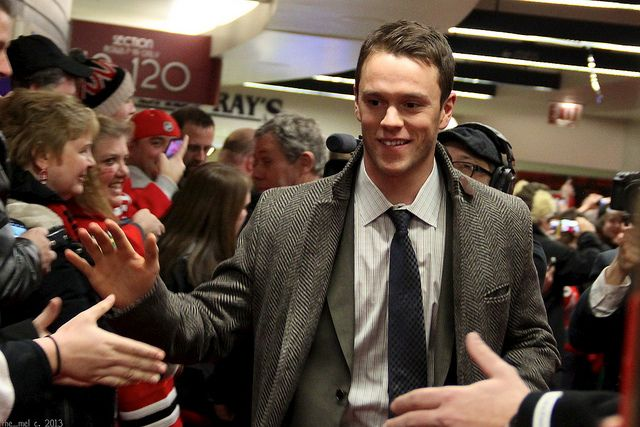 Jonathan Toews, Captain, Chicago Blackhawks