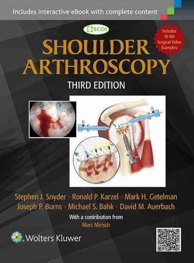 Shoulder Arthroscopy, Ivory
