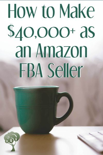 Work from home and get paid - Make $40,000 as an Amazon FBA Seller in as little as 10 hours per week Making Money, Making Money Ideas, Making Money Online