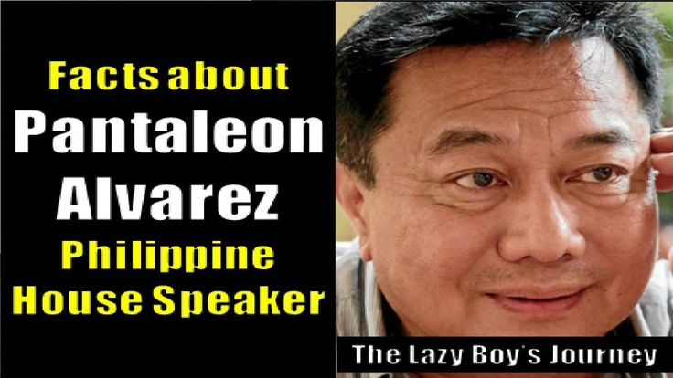 """Untold facts You (probably) Didn't Know About House Speaker """"Pantaleon Alvarez"""" - WATCH VIDEO HERE -> http://dutertenewstoday.com/untold-facts-you-probably-didnt-know-about-house-speaker-pantaleon-alvarez/   Untold facts You (probably) Didn't Know About House Speaker """"Pantaleon Alvarez"""" Please subscribe to this channel The Lazy Boys Journey News video credit to YouTube channel owners  Disclaimer: The views and opinions expressed in this video are those of t"""