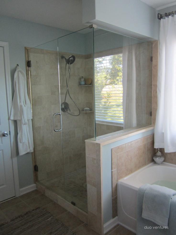Duo Ventures: DIY Tile Shower - PART 2