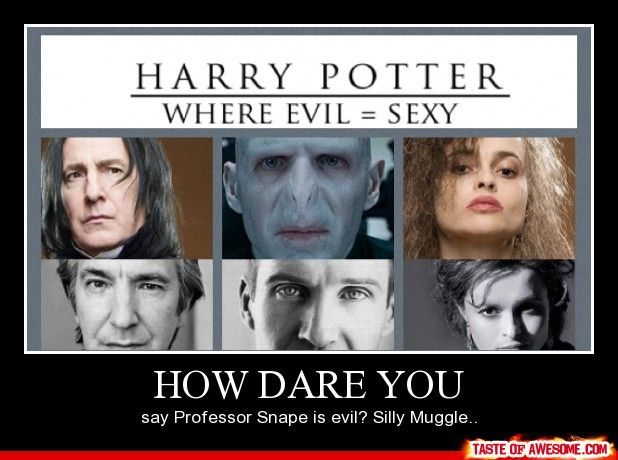 snape and harry relationship questions