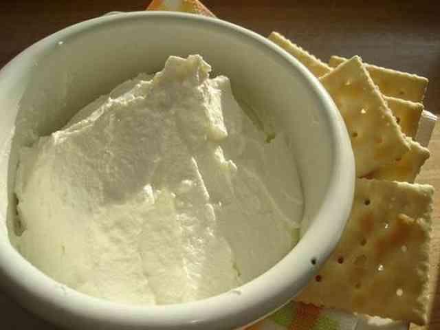 自家製クリームチーズ♪