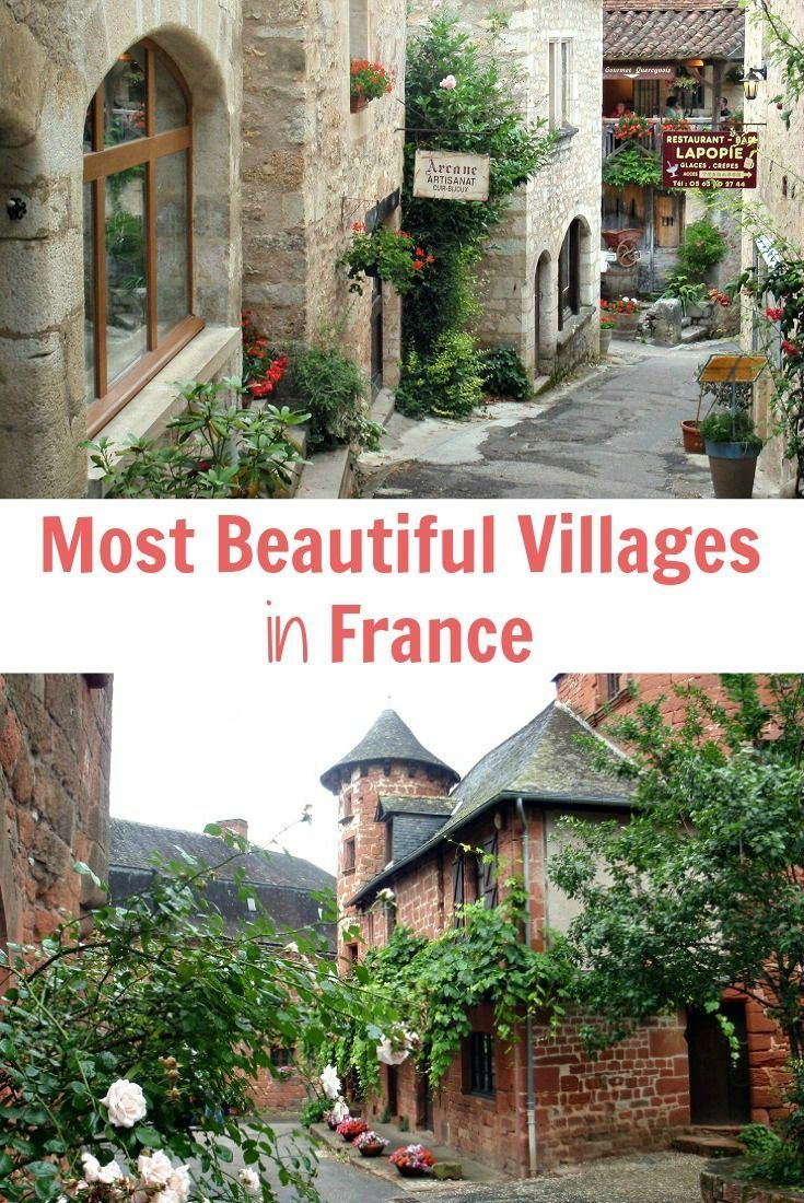 Visit the most beautiful villages in France on a walking holiday