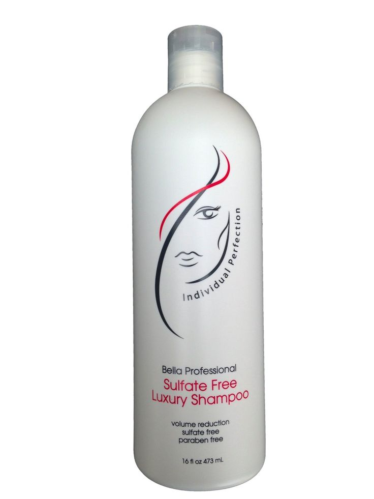 Sulfate Free And All Natural Shampoos