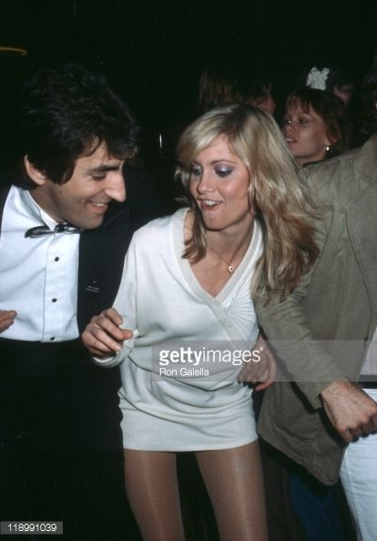 News Photo : Kenny Ortega and Olivia Newton John