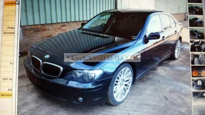 BMW 7 2006 YEAR 3L DIESEL BREAKING FOR PARTS