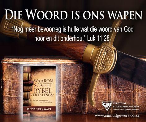 Waarom soveel Bybelvertalings