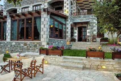 With a stay at Emotions Country Resort, you'll be centrally located in Karpenisi, convenient to Korishades National Resistance Museum and Saloon Park. This hotel is within the vicinity of Fallen Soldiers Memorial and St. Dimitrius Church.