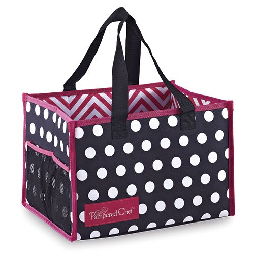 Polka Dot Tote - The Pampered Chef®