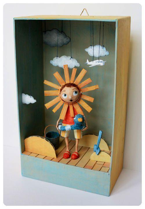 Story box summer