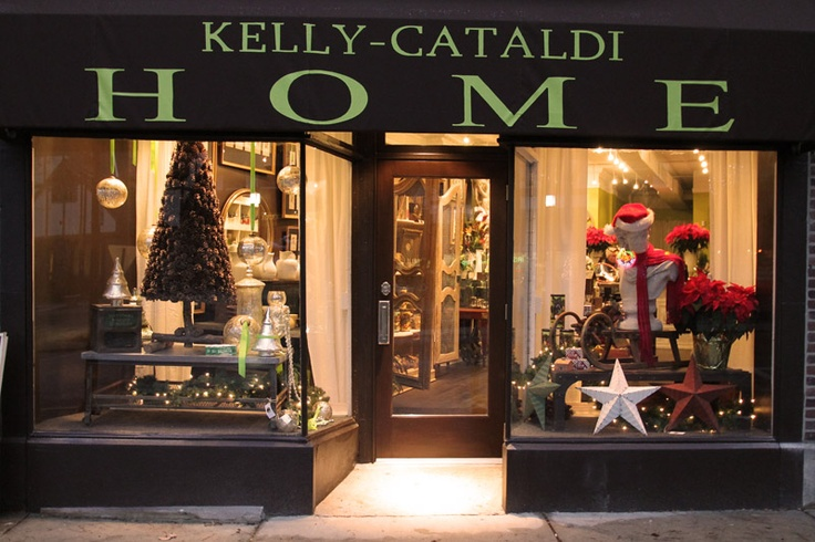 The store front in the heart of Keswick Village, Glenside, PA
