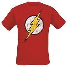 Camiseta The Flash DC Comics