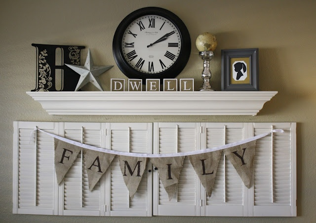 mantel...love how she switches things out frequently.: Mantles Decor, Sweet, Mantle Idea, Crafty, Color, Living Room, Mantle Decor