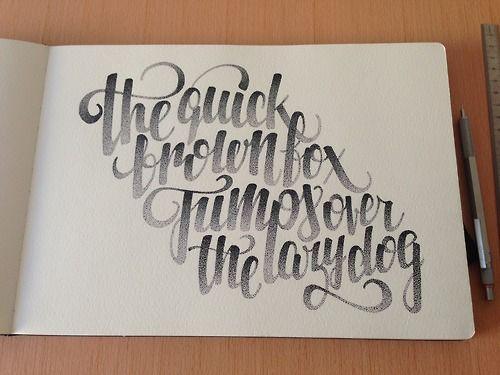 Typography inspiration | #939