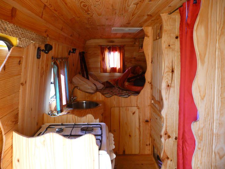 plus de 25 id es uniques dans la cat gorie int rieur camping car sur pinterest remodelage. Black Bedroom Furniture Sets. Home Design Ideas