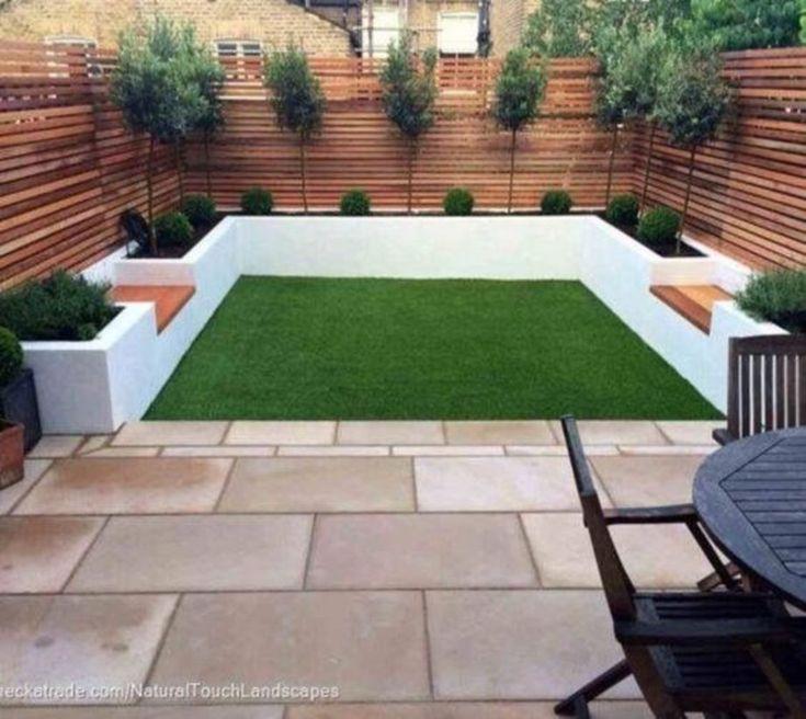 Modern garden Boxes – 39 Modern Garden makeover to Improve Your Garden… #Moder…