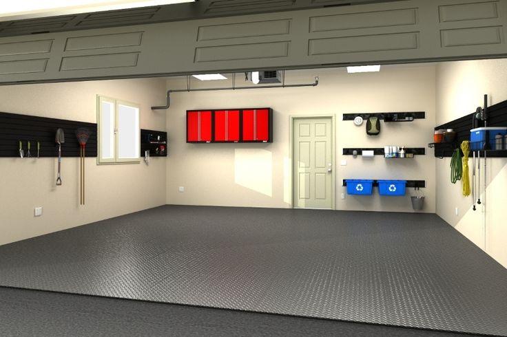 2 car garage design by size idea gallery garage pinterest garage design car garage. Black Bedroom Furniture Sets. Home Design Ideas