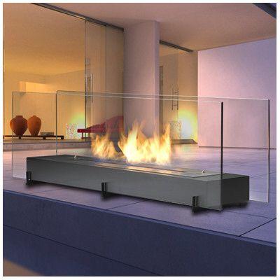 Vision 2 Bio-Ethanol Tabletop Fireplace