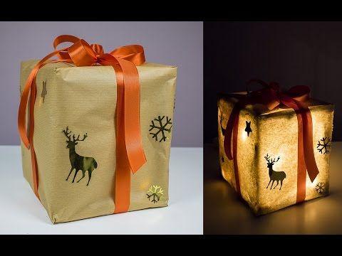 DIY Room decor. Świąteczny prezent. Jak zrobić prezent na święta?