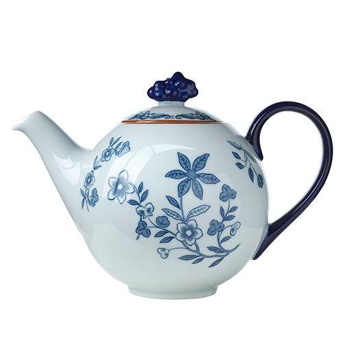 Ostindia Teapot by Rorstrand