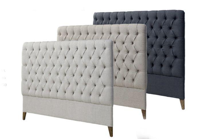 London sänggavel Artwood CanCan Interiör Inredning på nätet Remake bedroom inspiration