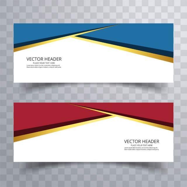 Vector Banner Designs Png