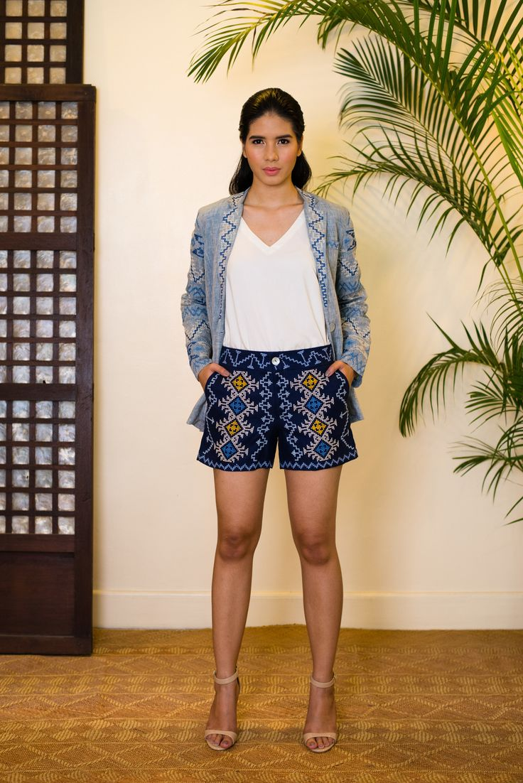 Modern filipino artisanal clothing. Philippine ...