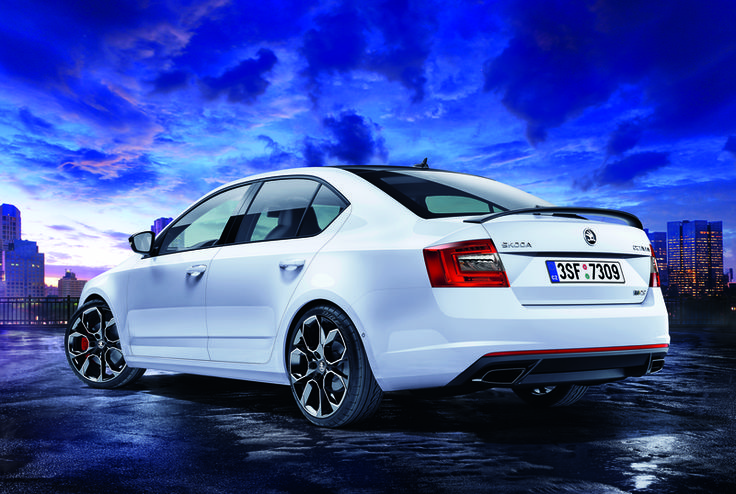 Review Of The New Sporty Skoda Octavia RS 230