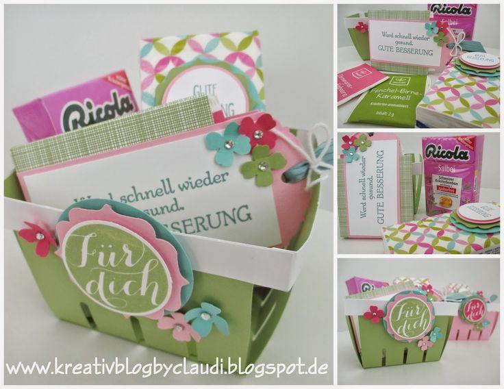 www.kreativblogbyclaudi.blogspot.de: Gute Besserung