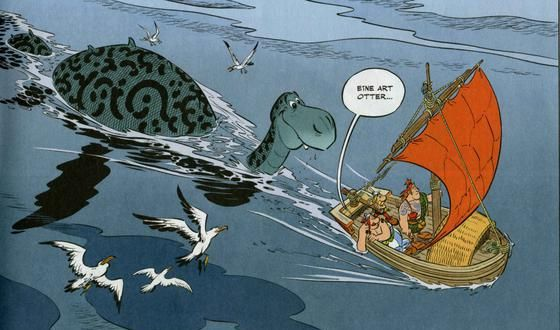 Asterix bei den Pikten (Egmont Verlag) aus: http://www.tagblatt.ch/ 24.10.13