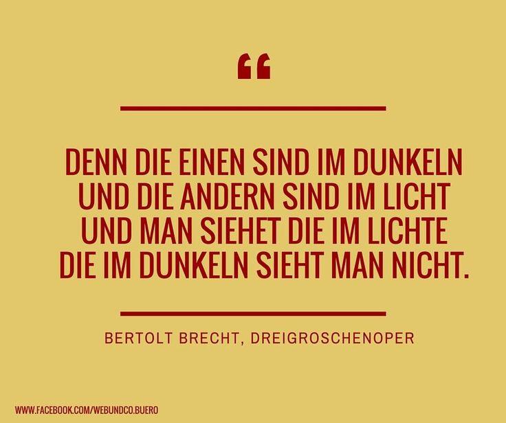Bertolt Brecht im Unterricht des Deutschen als Fremdsprache