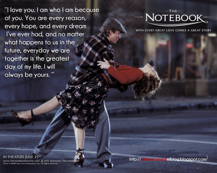 13fe15d78f773f4fc5b69516cf2555f8 noah notebooks 90 best quotes images on pinterest manhattan, cinema and woody allen