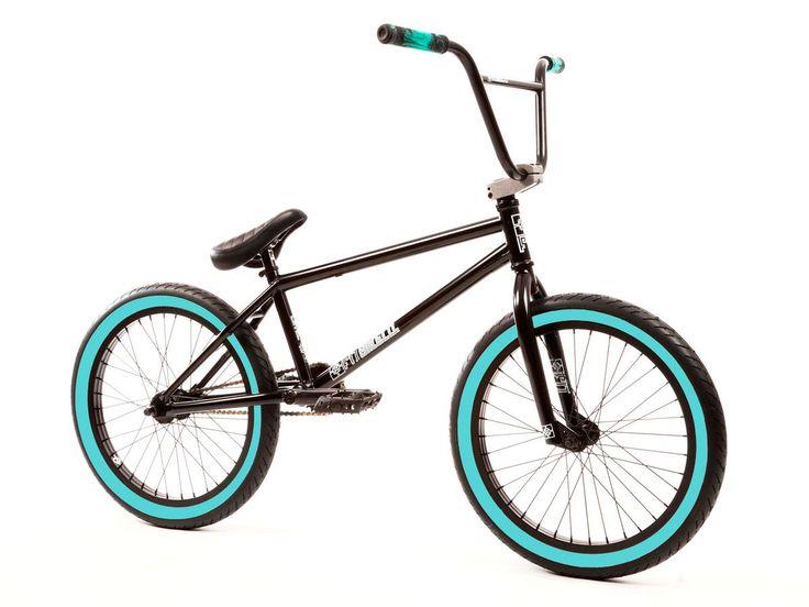 "Fit Bike Co. ""Nordstorm 1"" 2017 BMX Bike - Gloss Black | kunstform BMX Shop & Mailorder - worldwide shipping"