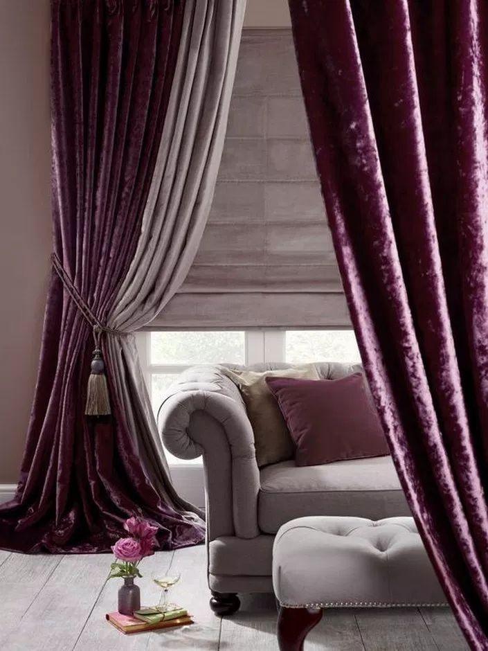 58 Behandlungsideen und Vorhangdesigns für Fenster Fotos #bestwindowtreatment #windo …   – Home Interior