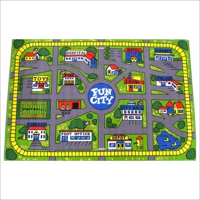 Natural Fiber Rugs Fun City Kids Rug EasyBuy
