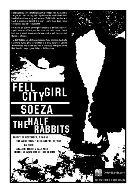 Fell City Girl and Soeza, 2004