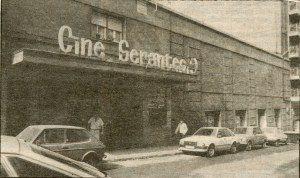Cine Serantes en Santurtzi