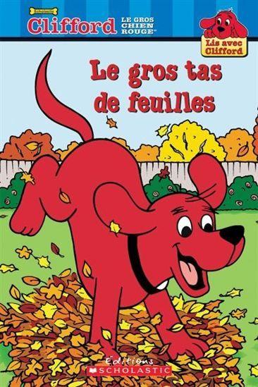 Clifford et Cléo ne peuvent s'empêcher de sauter dans le tasde feuilles de Nonosse. Maintenant, il y a des feuilles partout!Des questions de compréhension figurent à la fin du livre.