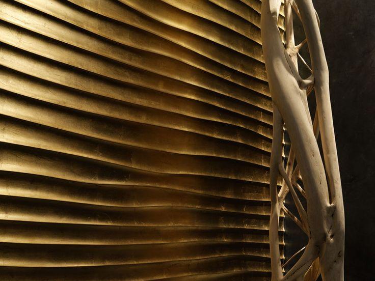 PANNELLO CON EFFETTI TRIDIMENSIONALI DESERTO BY 3D SURFACE | DESIGN JACOPO CECCHI, ROMANO ZENONI