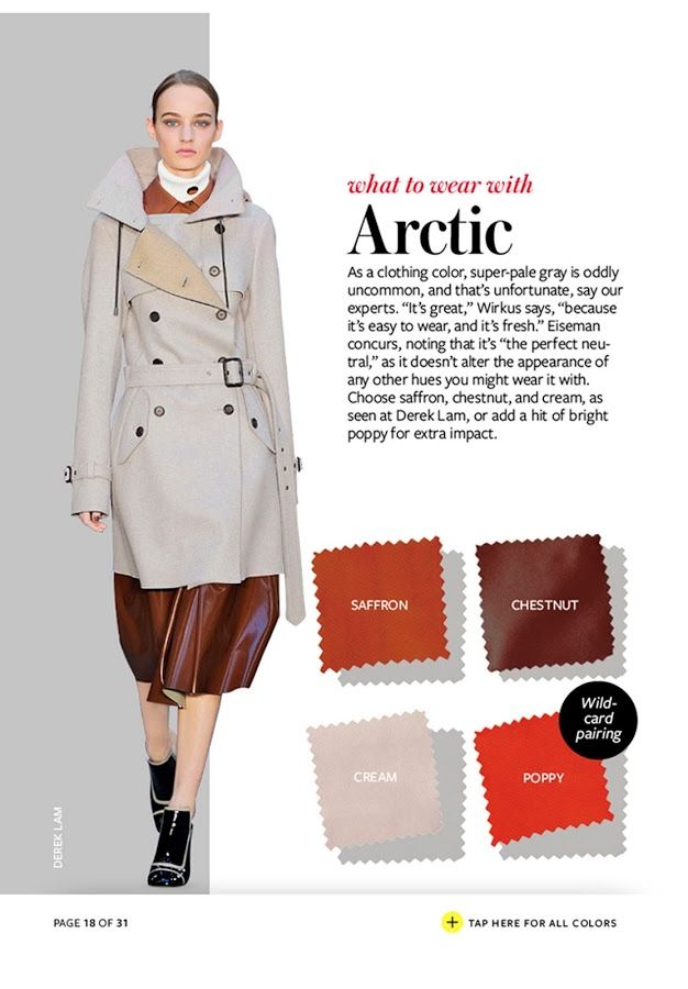 Instyle what to wear with - Google Search