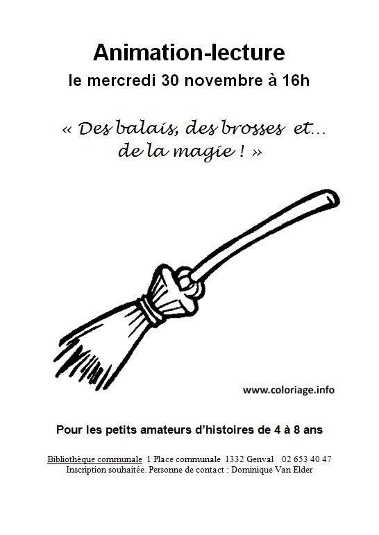 Les bibliothèques publiques de Rixensart - Animation-lecture pour les 4-8 ans le mercredi 30 novembre à 16h