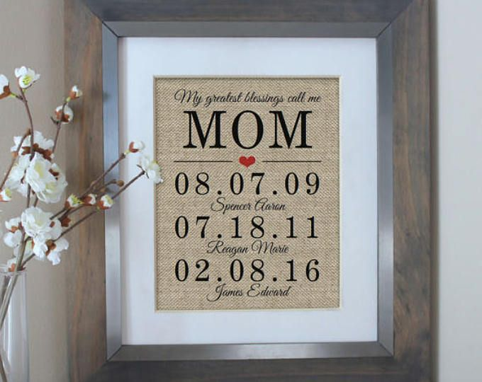Mother Of The Bride Gift Birthday Gifts For Mom From Daughter Christmas Wife Her
