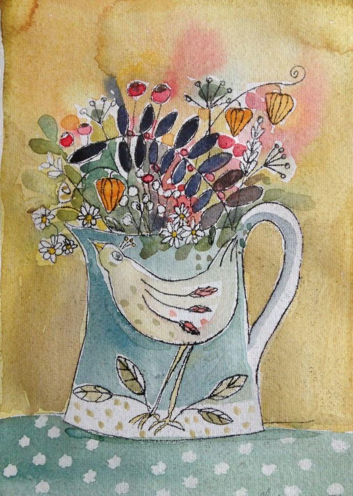 Birdypot by Natalie Rymer