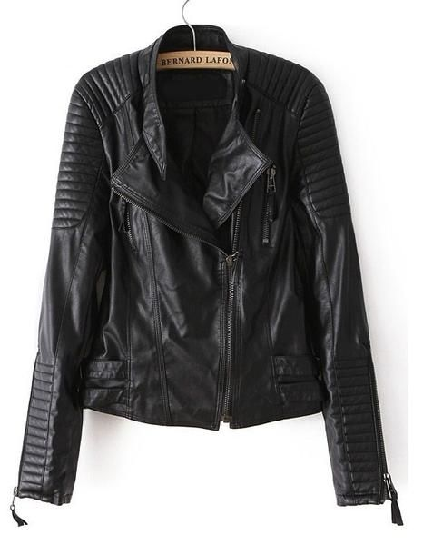 Hendrix Vegan Leather Jacket
