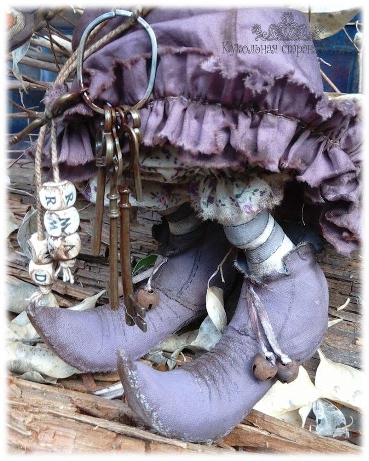 Анастасия Голенева. Кукольная мастерская. Зимняя сказка. ЦОО Новые направления