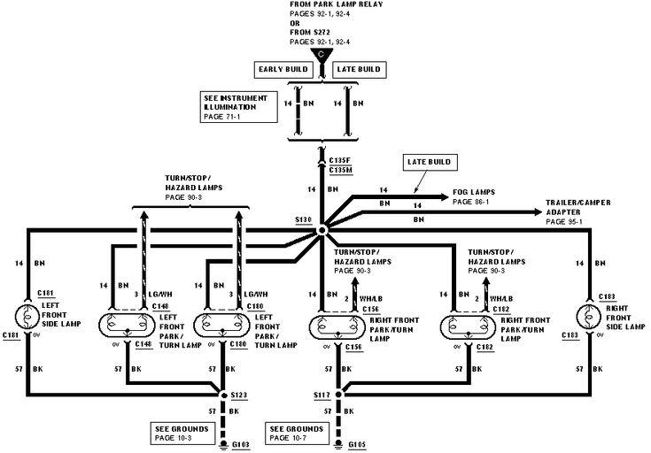 Stereo Wiring Diagram For 1998 Ford Ranger In 2020